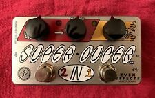 Vexter Series Z.Vex Effects Super 2-in-1 Pedal