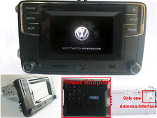 Autoradio MIB 2 RCD510,Bluetooth,CD,USB,RVC,AUX,VW Golf 5,6 Tiguan,Caddy,Touran