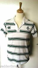 Ireland Official Canterbury of New Zealand Rugby Union Polo Shirt (Adult Medium)