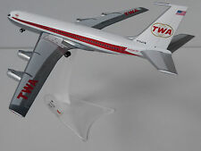 Boeing 707-320 TWA Trans World Airlines 1/200 Herpa 557740 707 Star Stream