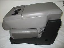 2015-2016 FORD F150 CENTER JUMP SEAT/CONSOLE  GRAY VINYL OEM NEW!  NICE!!!