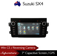 "7"" Car DVD GPS Player Head Unit For Suzuki SX4 2007-2014 BT Radio"
