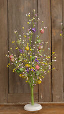 EASTER EGG TREE Pastel Pip Berries Country Primitive Spring Twig