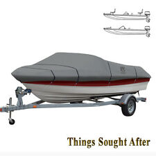 "LUNEX RS-1 TRAILERABLE MOORING COVER for 16' 17' 18'-6"" foot Pro-Style Bass Boat"