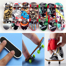 9.5cm Mini Skate Finger Board Tech Deck Skateboards Kids' Gift Miniature Toy TR