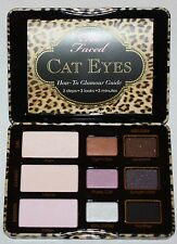 Too Faced Cat Eyes Purrrfection Eye Shadow/Liner/Brush/Shadow Primer Kit **