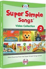 NEW Super Simple Songs - Video Collection - Vol. 2 (DVD)