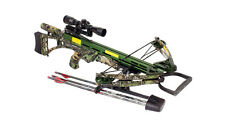 New 2016 Carbon Express Covert SLS 4X32 Crossbow Pkg 355 FPS W/ Extras 20281