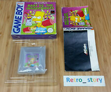 Nintendo Game Boy The Simpsons Bart VS. The Juggernauts PAL