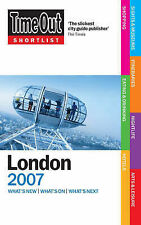 """""""Time Out"""" Shortlist London 2007, Time Out Guides Ltd."""