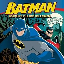Batman Classic: Gotham's Villains Unleashed!, Sazaklis, John, Good Book