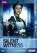Silent Witness: Season One (DVD, 2014, 2-Disc Set)