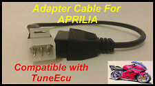 APRILIA TUNE ECU DIAGNOSTIC LEAD ADAPTER CABLE