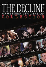 The Decline Of Western Civilization Collection DVD, Alice Cooper, Motorhead, X,