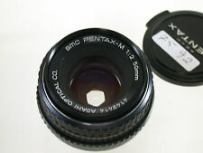 PENTAX SMC-M 2/50 50mm F2 MANUAL FAST STANDARD LENS /14