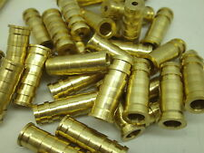 100 brass Inserts 80 gr carbon Arrows Horton Ten Point easton CROSSBOW .300 ID