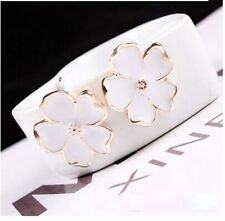 Fashion girl Jasmine White Earrings