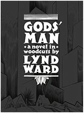 Signed, Lynd Ward, GOD'S MAN, Centipede, Limited, New
