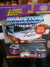 1997 JOHNNY LIGHTNING DRAGSTERS USA 1:64 #6LIMITED EDITON (western auto)