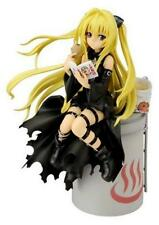 NEW TO LOVE RU Konjiki no Yami 1/8 PVC Figure Golden Darkness ALPHA OMEGA Japan