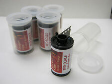 5 Rolls Ultrafine RED DRAGON RedScale Color Print Film 35mm x 36 ISO 100
