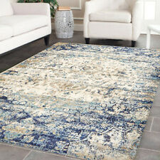ANASTASIA SCANDINAVIAN 15mm THICK LARGE MODERN FLOOR RUG 160x230cm 15/8