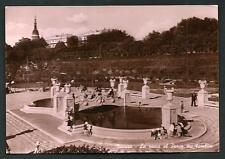 Novara : Il Parco dei Bmbini - non viaggiata indicativamente anni '50