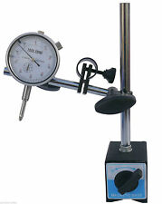 DIAL TEST INDICATOR  DTI & HEAVY DUTY MAGNETIC STAND