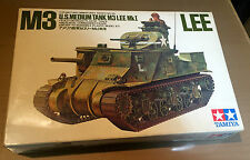 TAMIYA 35039 MM139 - 1/35 U.S. MEDIUM TANK M3 LEE Mk.I - NUOVO