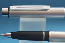 Vintage (c1980-88) Sheaffer Targa No. 1001 Rollerball Pen with Chrome Trim