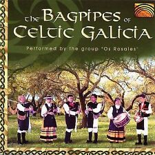The Bagpipes of Celtic Galicia, New Music