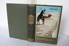 Karl May Verlag Bamberg - Band 16 Im Lande des Mahdi I - Menschenjäger