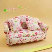 1/12 dollhouse miniature sofa/armchair/couch
