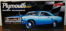 GMP Die Cast 1970 Plymouth Road Runner Corporate Blue 1/18 1 of 1548