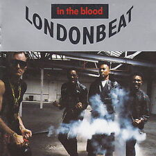 CD album Londonbeat in the Blood (a better Love, no Woman No Cry) 90`s