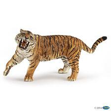 Brüllender Tiger 13  cm Wildtiere Papo 50182                       NEUHEIT 2015