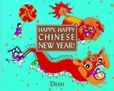 Happy, Happy Chinese New Year!-ExLibrary