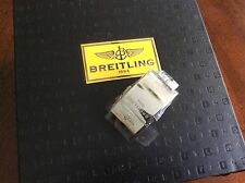 BREITLING stainless steel deployment buckle 20mm