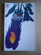 THE INVISIBLES : Rivoluzione Invisibile - Book Magic Press 1999  [G480]