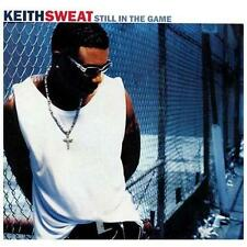 CD • Keith Sweat • Still in the Game •