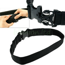 Adjustable Tactical Belt Emergency Rescue Military Rigger Guard Security System