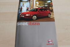120818) Seat Ibiza Prospekt 06/2000