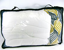 """UNDER BED STORAGE BAG Zippered Garment Bedding Protector 30""""L x 18""""W x 6.5"""" NEW"""