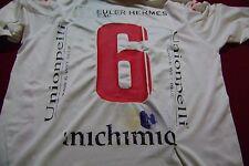 rare soccer Jersey maglia Arzignano Grifo futsal Italy player 6