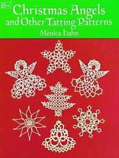 Dover Knitting, Crochet, Tatting, Lace: Christmas Angels and Other Tatting...