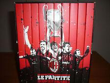 OPERA COMPLETA BOX COFANETTO 10 DVD LE PARTITE INDIMENTICABILI AC MILAN CALCIO