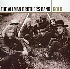 ALLMAN BROTHERS BAND-GOLD -30TR- CD NEW