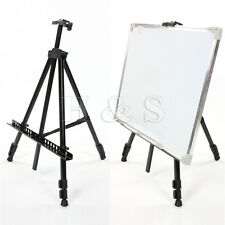Heavy Duty Artist Telescopic Field Studio Easel Tripod Display Whiteboard Stand