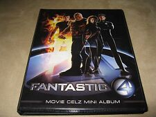 2005 Marvel Fantastic Four Movie (FF4) Movie Selz Master Set + Official Binder!