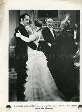 FREDRIC MARCH MIRIAM  HOPKINS Dr. JEKYLL & Mr. HYDE 1931 LOBBY CARD ORIGINAL #1